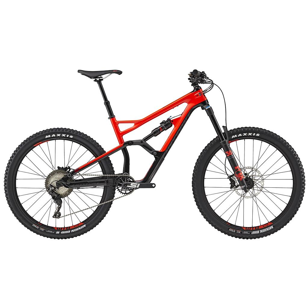 Cannondale Jekyll carbone 3 2018 - test