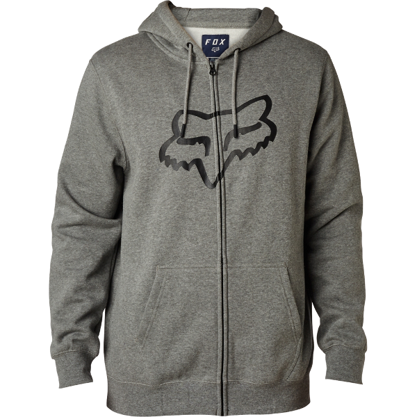 Fox Legacy Foxhead Zip Fleece 2019
