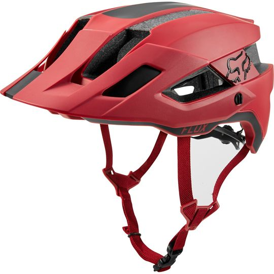 D Fox Flux Rush Helmet
