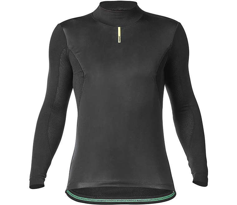 Mavic Wind Ride LS Tee Black