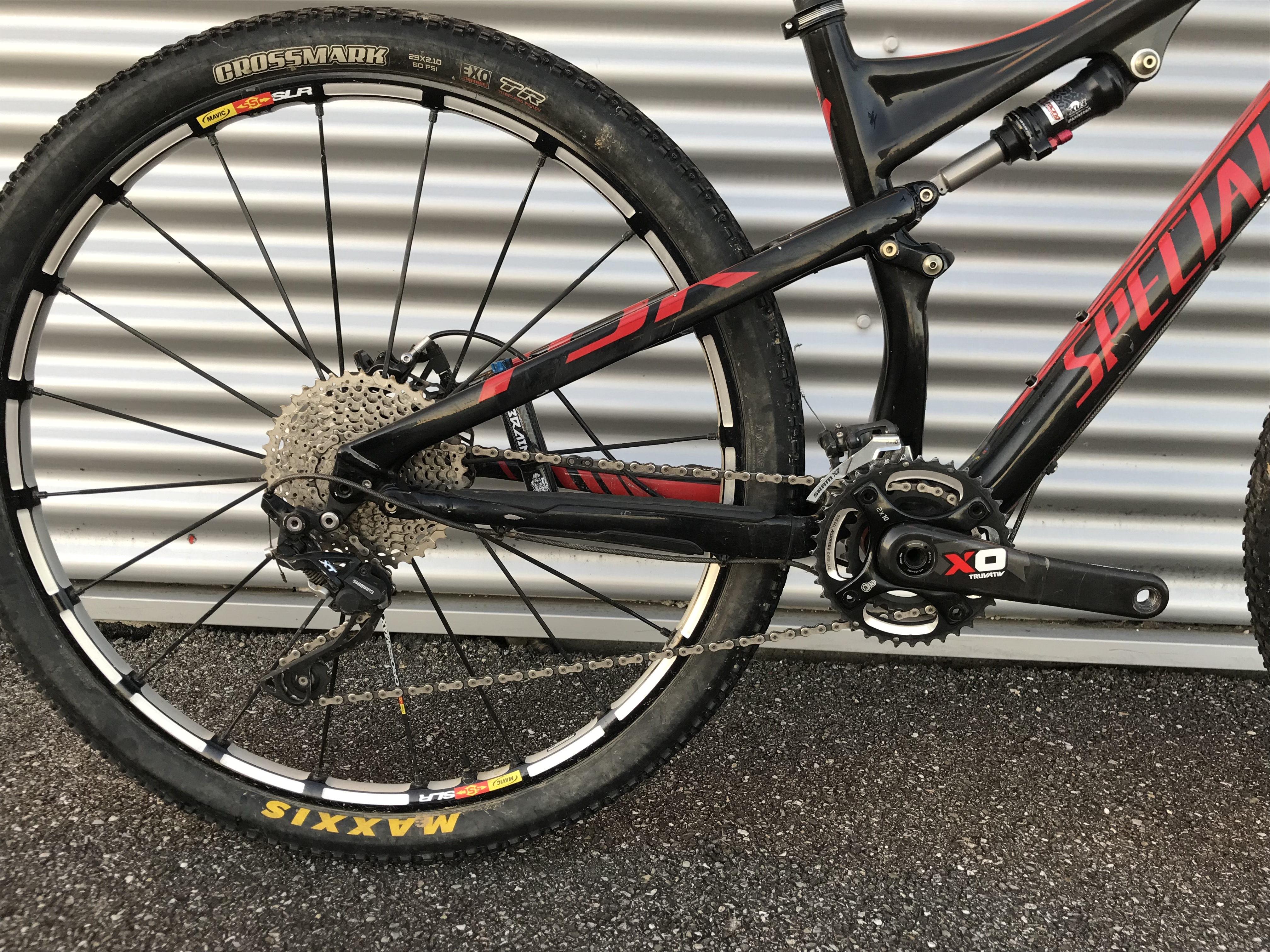 Specialized Epic Comp 29 Carbon 2014 Occasion